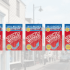 GIVEAWAY – 5 copies of Strictly Murder by Julie Wassmer – WHITSTABLE