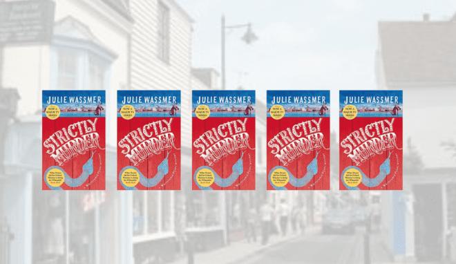 5 copies of Strictly Murder by Julie Wassmer