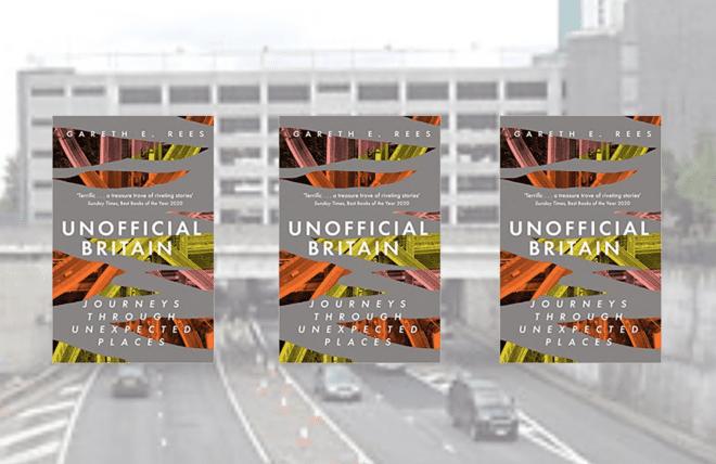 3 copies of Unofficial Britain