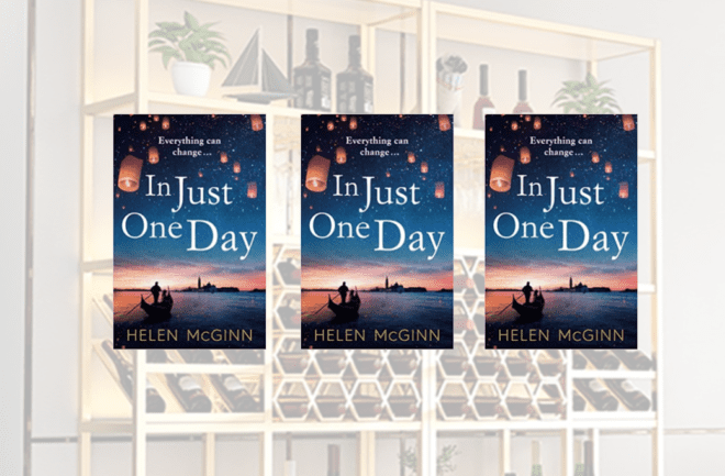 3 copies of In Just One Day